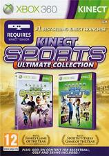 Kinect sports ultimate collection for Xbox 360 PAL new sealed Season 1 and 2