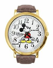 NEW Mens Disney Mickey Mouse Large Watch HTF