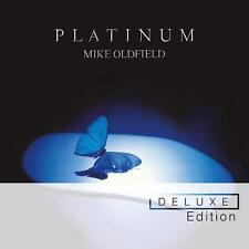 MIKE OLDFIELD - PLATINUM (DELUXE EDITION)    - 2xCD NEU