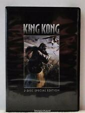 KING KONG 2-Disc Special Edition DVD 2011 WS LN