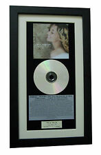 LARA FABIAN Wonderful Life CLASSIC CD Album TOP QUALITY FRAMED+FAST GLOBAL SHIP