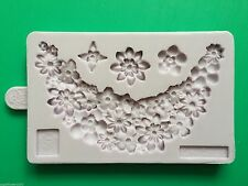 Karen Davies Sugar Flowers Garland Mould Sugarcraft mould FAST SHIPPING!