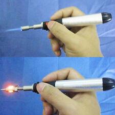 Flame Butane Gas Blow Soldering Iron 12ml Filling Capacity Pen Torch Tool LI