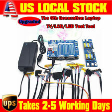 """For 7-84"""" LVDS Screen Panel Tester Upgraded LCD LED TV PC Repair Tool NEW"""