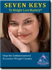 Seven Keys To Weight Loss Mastery CD Stop Embarrassment Excessive Weight Creates