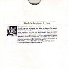 (CN874) Gaoler's Daughter, St Peter - 2011 DJ CD