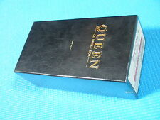 """QUEEN Limited 3""""  x 12 CD Single BOX 1991 OOP Japan NEW TODP-2251/62"""