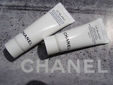 CHANEL LE BLANC Brightening Concentrate Serum, LE BLANC MAKEUP REMOVER 2 SAMPLES