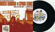 "Marky Ramone And The Speed Kings - Good Cop Bad Cop 7"" SWEDEN PRESS +TEMP TATTOO"