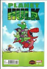 PLANET HULK # 1 (SKOTTIE YOUNG BABY VARIANT, JULY 2015), NM/M NEW