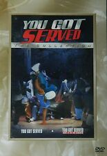 You GOT SERVED + TAKE It to the STREETS The Collection 2-Disc DVD Set SEALED