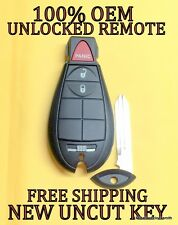 OEM DODGE RAM 1500 2500 JOURNEY KEYLESS REMOTE KEY FOB FOBIK M3N5WY783X 05026101