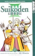 Suikoden III : Successor of Fate Vol. 2 by Aki Shimizu (2004, Paperback, Revised