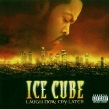 ICE CUBE - LAUGH NOW, CRY LATER  CD  20 TRACKS HIP HOP / RAP   NEU