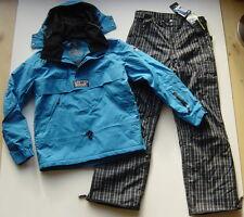 Snowboardanzug Skianzug Thinsulate L 52 54   blau schwarz  Hose z.t. NEU
