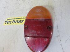 Heckleuchtenglas L = R VW Käfer 1300 Rückleuchte original Heckleuchte Hella