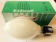 SELF BALLAST 250W HIGH PRESSURE MERCURY VAPOUR LAMP E40 ELLIPTICAL BHPM