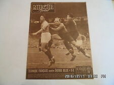 MIROIR SPRINT N°124 18/10/1948 FOOTBALL FRANCE BELGIQUE    I17