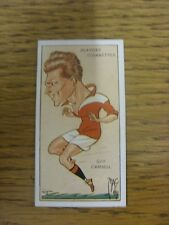 1927 MAC: No.07, Middlesbrough  - George Camsell [Football Caricature Card Issue