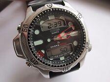 Citizen Promaster C500-S71254 Working Wristwatch Diver
