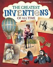 Greatest Inventions of All Time by Jillian Powell (2016, Paperback)
