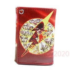 Marvel The Flash Wallet Purse Free Shipping