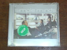 SIMPLE MINDS Néapolis CD NEUF