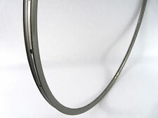 Wolber Profil 18 tubular Anodized SINGLE Rim 28h Vintage Road Bike 700c NOS