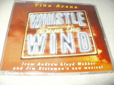TINA ARENA - WHISTLE DOWN THE WIND - UK CD SINGLE
