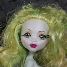 Art OOAK Monster High Lagoona Blue Doll redesigned by Bravura Dolly - Naked
