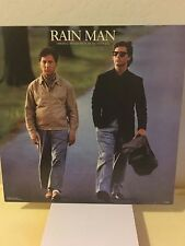 RAIN MAN SOUNDTRACK LP -  1989. CRUISE HOFFMAN