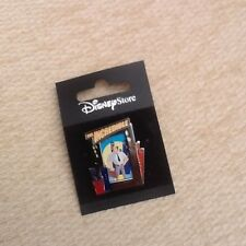 Disney Pin - Mr Incredible Bob Parr Pixar The Incredibles Slider UK Store 2004