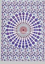 Hippie Mandala Small Wall Hanging Cotton Table Cloth Ethnic Indian Wall Tapestry