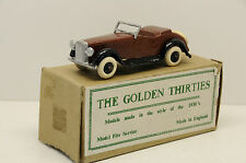 ROADSTER 2 PLACE REF. 24h GOLDEN THIRTIES NEUF BOITE