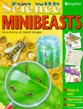 Minibeasts (Fun with Science),ACCEPTABLE Book