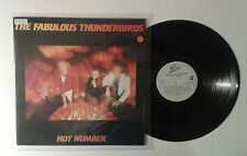 "The Fabulous Thunderbirds ""Hot number"" LP EPIC EPC 450949 1 Holland 1987 NM/VG+"