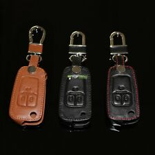 Leather Car key case  key cover For Chevrolet Cruze / Opel Mokka 3 Button