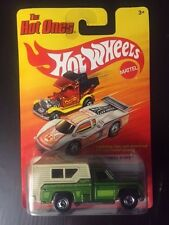 Hot Wheels The Hot Ones camper truck, BACKWOODS BOMB NEW IN PACKAGE