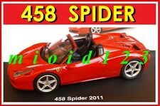 1/43 - Ferrari GT Collection : 458 SPIDER [2011] - Die-cast