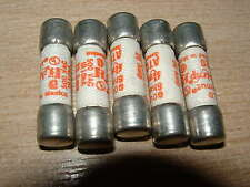 Gould Shawmut ATQ20 20A 500vac fusible mersen farraz 10mm x 38mm quemado lento