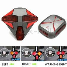 Waterproof MTB Bicycle Wireless LED Signal Rear Tail Light w/ Remote Control