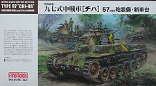 """FINE MOLDS® FM25 Imperial Japanese Army Main Battle Tank Type 97 """"CHI-HA"""" 1:35"""