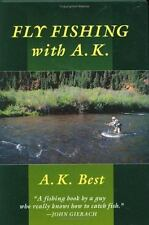 Fly-Fishing with A. K.-ExLibrary