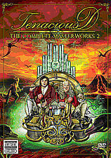 Tenacious D - The Complete Master Works Vol.2 (DVD, 2008, 2-Disc Set)