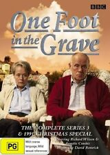 One Foot In The Grave - Series 3 (DVD, Region 4) - Brand New, Sealed