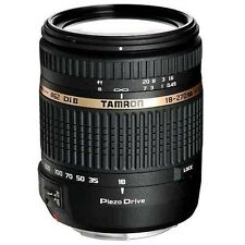 NEW Tamron AF 18-270mm PZD Di-II Lens For Sony A-Mount Cameras B008S