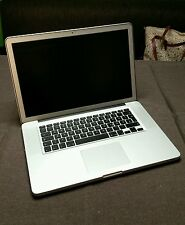 Apple MacBook Pro 15 - 2.2ghz i7, 8gb, SSD-a1286/late 2011/MacBookPro 8,2