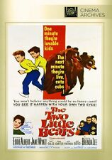 Two Little Bears - Region Free DVD - Sealed