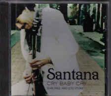 Santana-Cry Baby Cry Promo cd single