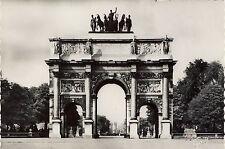 AK: Paris - L'Arc de Triomphe du Carrousel